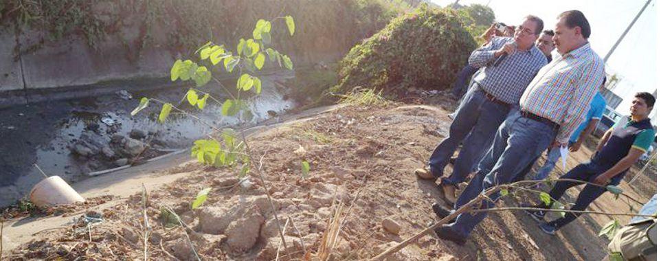 No más contaminación a las aguas de Bahía: Jaime Cuevas
